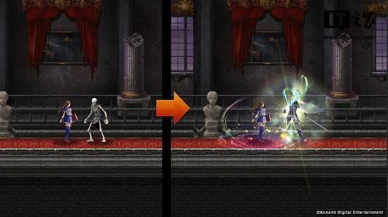 KONAMI推《恶魔城:灵魂魔咒》:iOS系统专享