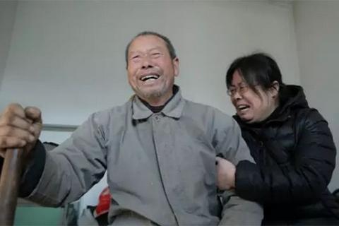 聂树斌父亲去世 媒体:愿办案机关别再制造悲剧