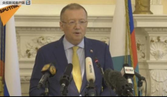 俄大使:掌握十几份白头盔在叙伪造化武袭击证据