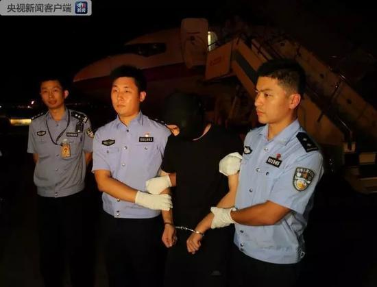 阜兴集团董事长被押解回国!警方正全力追赃挽损