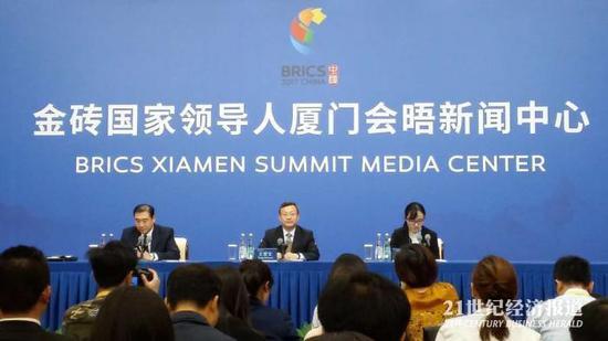 商务部:金砖国家网购超7亿美元 电商将带来新机遇