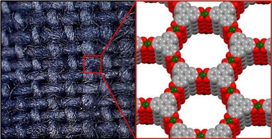 美研究人员发明智能织物 能够探测有毒气体并提醒