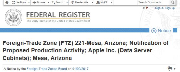 苹果将在美国市场组装计算机:但不面向消费级市场