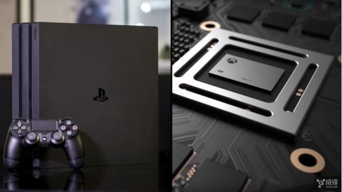 微软天蝎座对拼索尼PS4 Pro 谁才是新一代游戏机?的照片 - 1