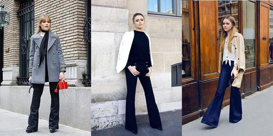 身型分析 | 7位不同身材的时尚博主教你冬天怎么穿