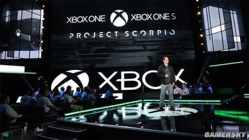 Xbox天蝎座主机下周或将亮相 4K表现优异