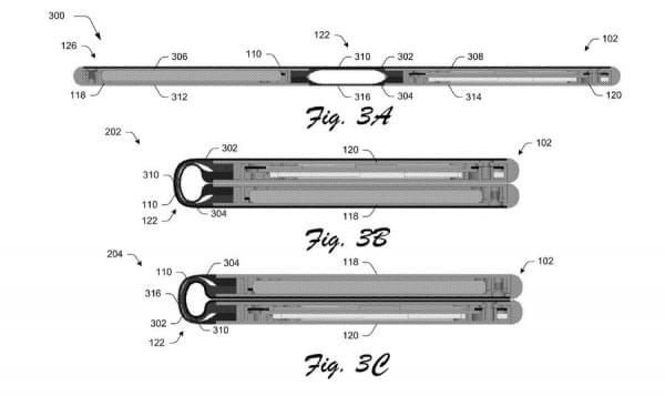 可折叠Surface手机?微软专利显示手机可变成平板电脑的照片 - 3