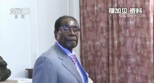 津巴布韦总统姆南加古瓦:未给予穆加贝司法豁免权
