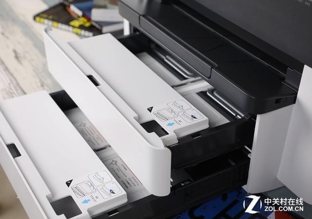 有颜值更有实力 HP7730商喷一体机测试