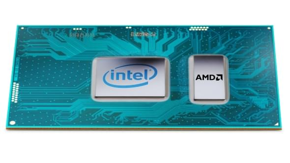传英特尔将使用AMD图形技术 与英伟达协议将到期的照片