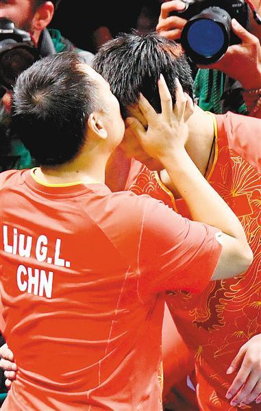 刘国梁结束教练生涯?