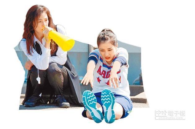 """天海佑希新片演铁血教练 鼓励年轻人""""持续努力"""""""