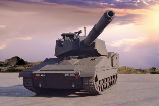 """M1坦克太拖节奏 美军将购500辆更全能""""轻坦克"""""""