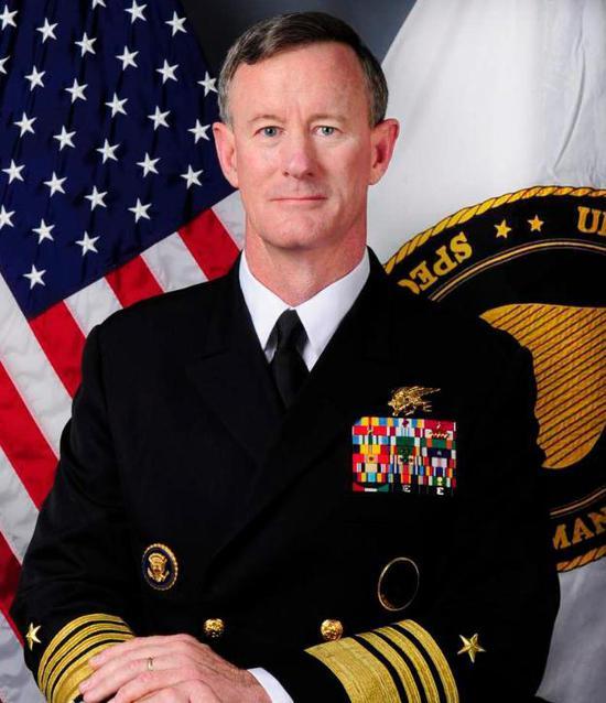 刺杀本・拉登的美国退役上将辞职 此前怒批特朗普