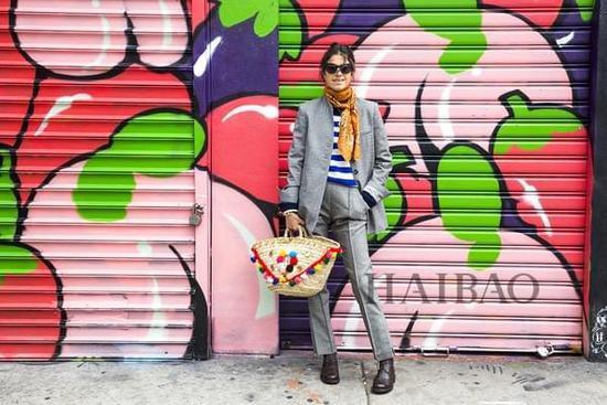 时尚博主莉安德拉·梅丁 (Leandra Medine) 近期搭配推荐