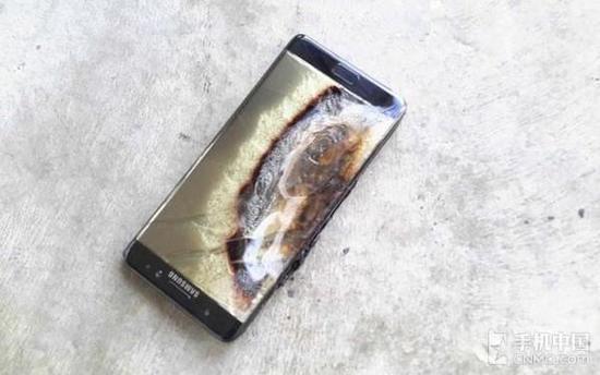 防爆炸:三星控制note 7充电容量至60%