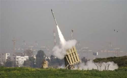 叙利亚媒体:以色列发射5枚导弹 叙成功拦截3枚