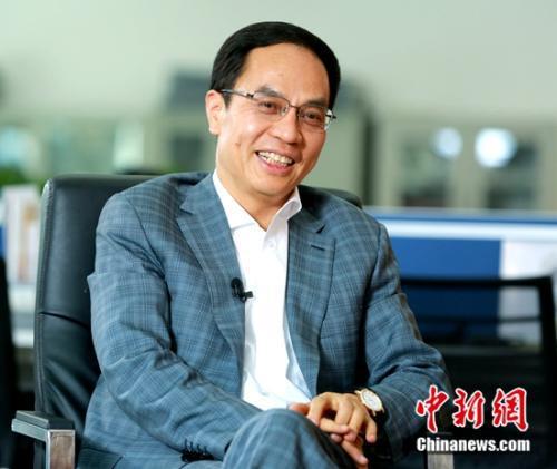 汉能创始人、汉能移动能源控股集团董事局主席李河君