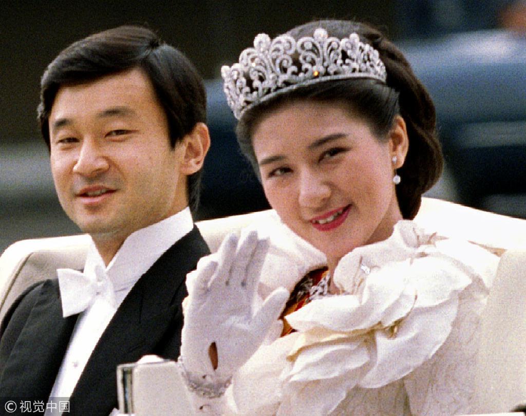 """日本皇太子妃长期休养已近15年 疑为""""产后抑郁"""""""