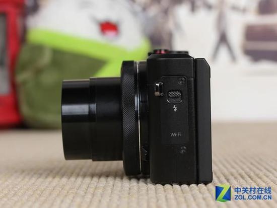4.2X光学变焦镜头 佳能G7X II拥有高性能