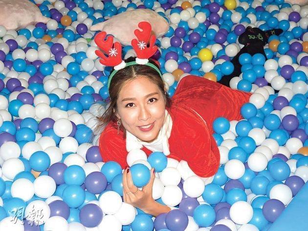 陈敏之承认在《溏心3》的激情戏是入行以来最大胆的一次。
