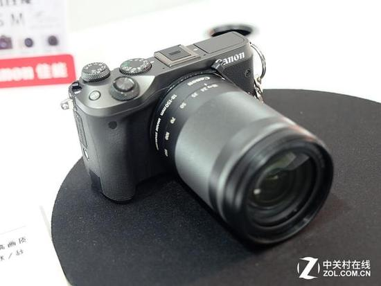 P&E2017佳能展台有哪些亮眼的黑科技产品?