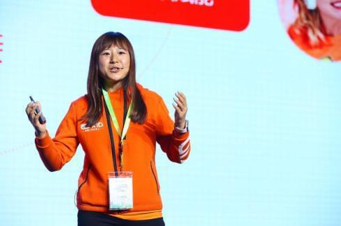"VIPKID米雯娟:全球化共享经济关键在于做好平台""加减法"""