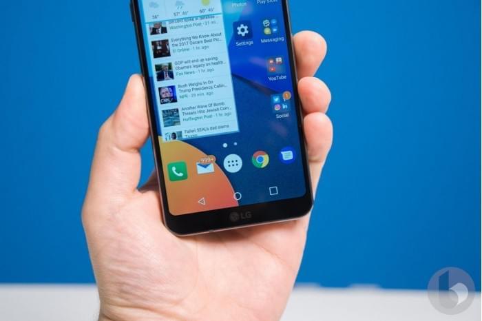 LG G6 mini首次曝光:5.4寸也叫迷你的照片 - 6