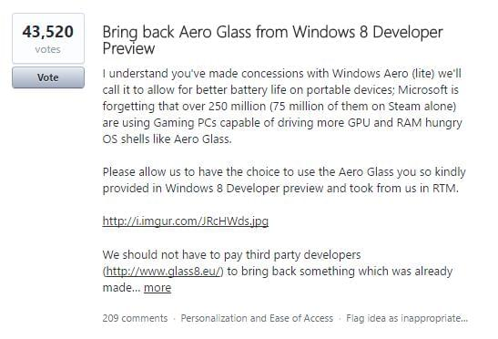 Windows 10系统有望回归Aero Glass效果的照片 - 2