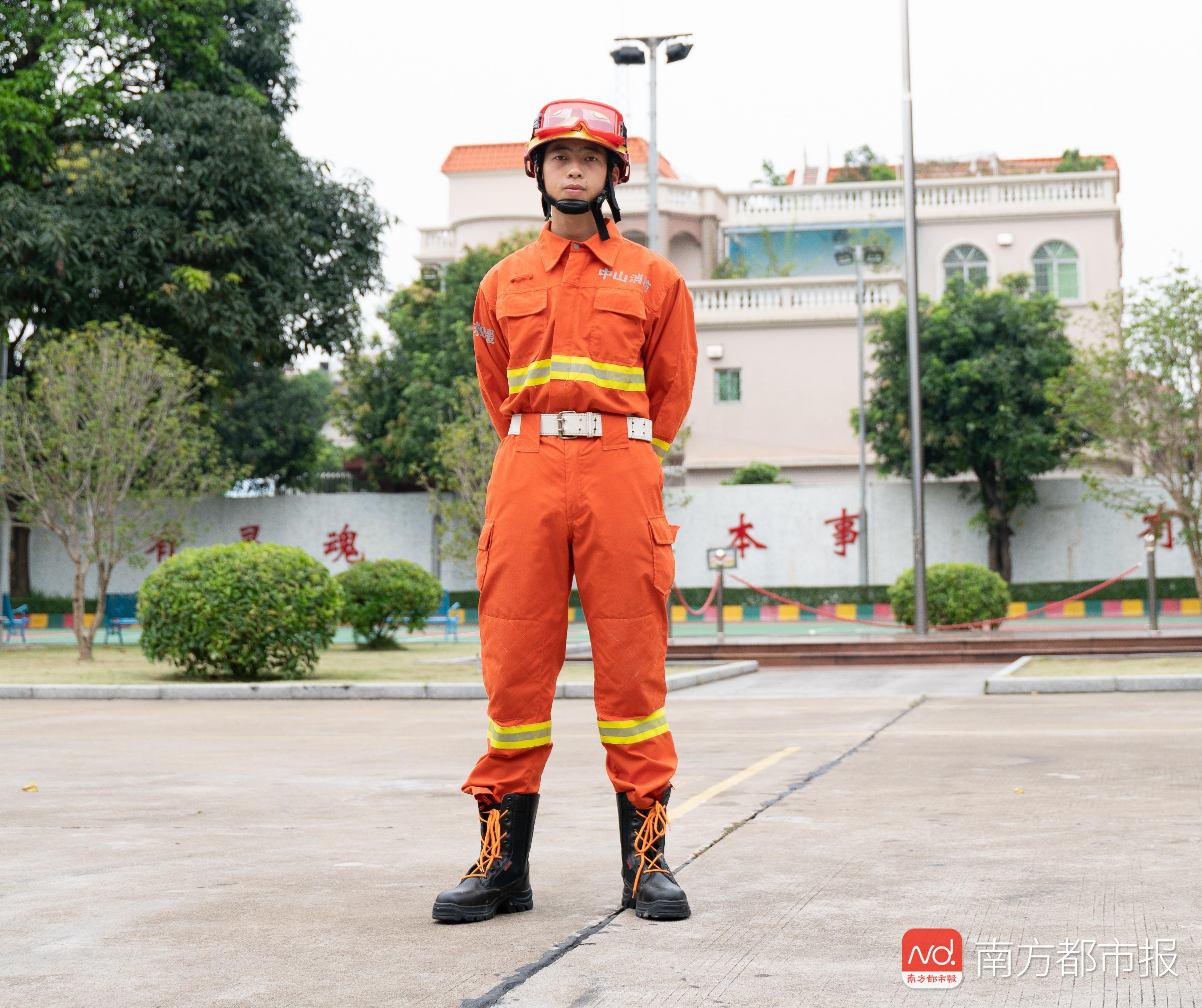 廣東一男子3樓縱身跳下 消防員舍命接住被砸受傷