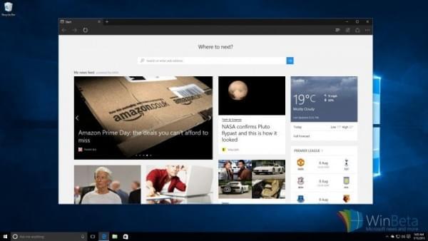 未来Edge浏览器可通过Store进行更新的照片