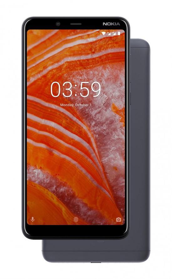 诺基亚3.1 Plus发布:联发科Helio P22加持 1100元