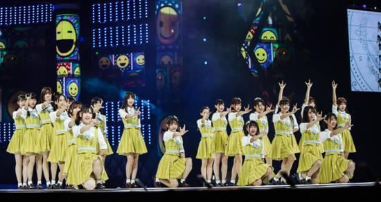 SNH48 GROUP总决选落幕GNZ48进圈人数分团第一