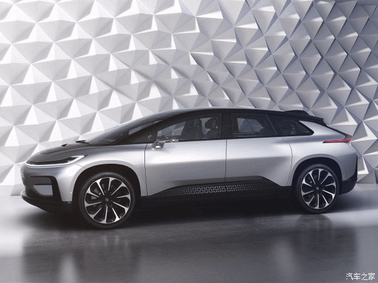 Faraday Future FF 91 2017款 基本型