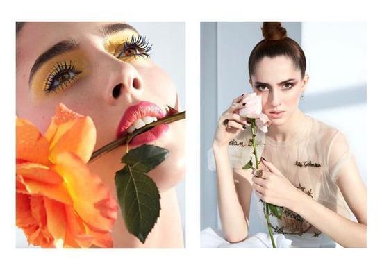 Teddy Quinlivan出镜《Dior Magazine》