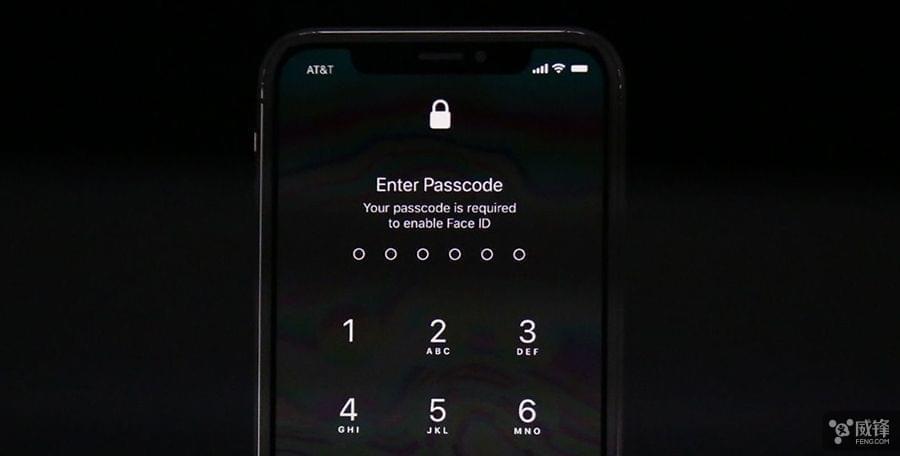 苹果解释Face ID演示失败原因 这恰恰证明很安全