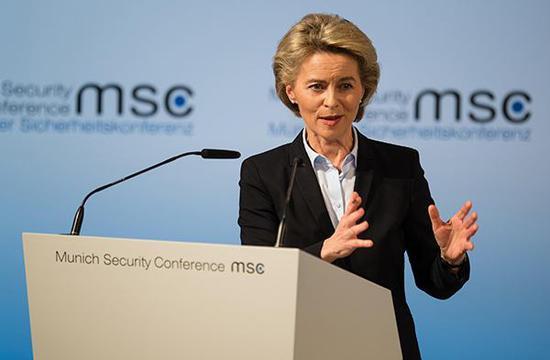德防长:德为伊拉克重建花14亿欧元 或长期驻军