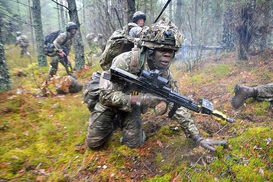 『图集』2016年英国军人摄影比赛获奖作品欣赏