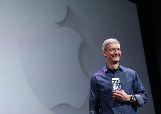 库克要把苹果拉回美国造 能成美国工人的福音吗?