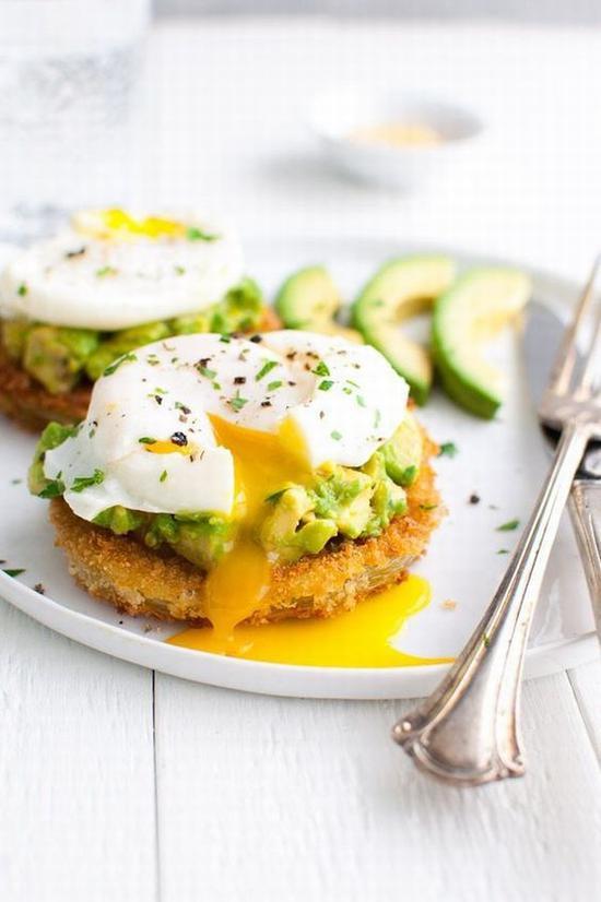 饮食是护发基础  图片源自tamingofthespoon. com