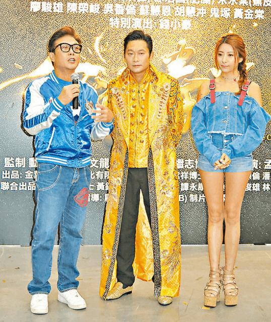 钱小豪客串叶文龙新片 没拍弟弟钱嘉乐执导的新戏