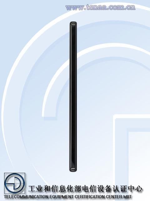 上市在即:全面屏概念手机小米MIX入网工信部的照片 - 4