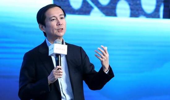 阿里CEO张勇:成功离不开坚持 面对未来要执着要有好奇心