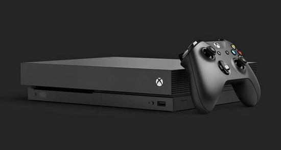 Xbox天蝎座上市首周大卖 超索尼PS4 PRO