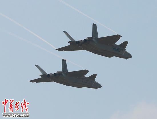 空军副司令员:歼-20战机已经具备了初步的作战能力