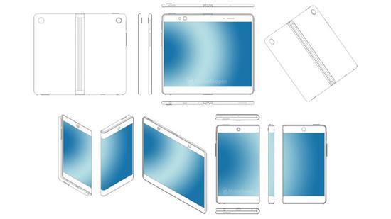 OPPO可折叠手机专利曝光:新玩家入局