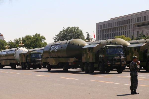 美媒关注中国核力量发展 称中国空军被赋予核战命