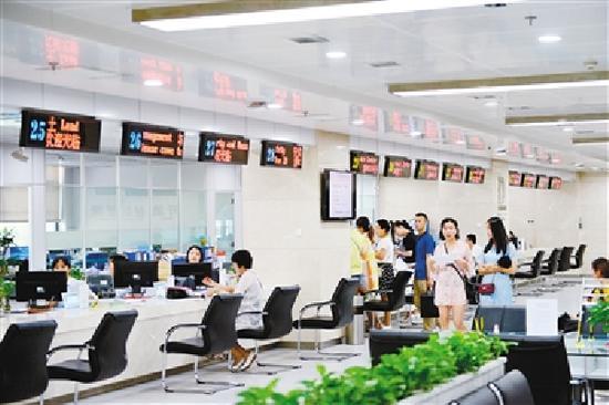 西安创建最佳营商环境 西引力大增
