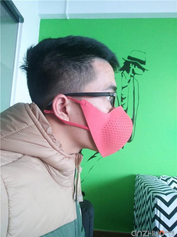 小米防雾霾口罩AirWear图赏的照片 - 6