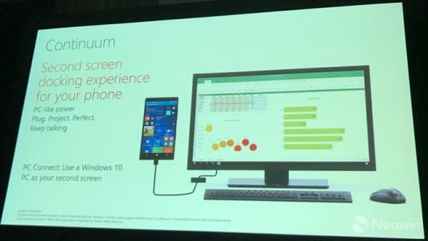 微软公布Windows 10 Mobile 红石2部分功能的照片 - 3